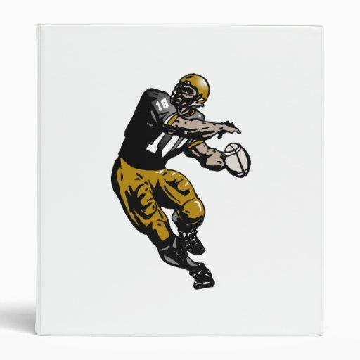 Quarterback 3 Ring Binders