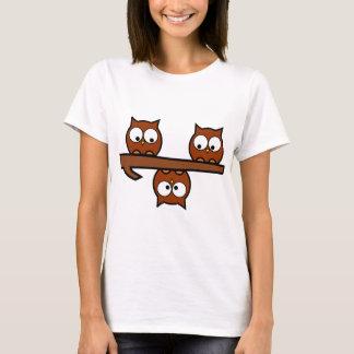 Owl T-Shirts & Shirt Designs | Zazzle