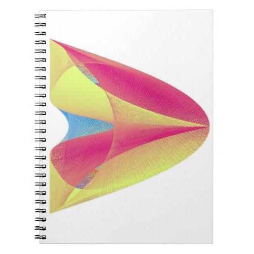 Rainbow Cusp Notebook