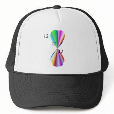 Rainbow Heart Clothes Hat