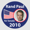 Rand Paul for Senate Sticker sticker