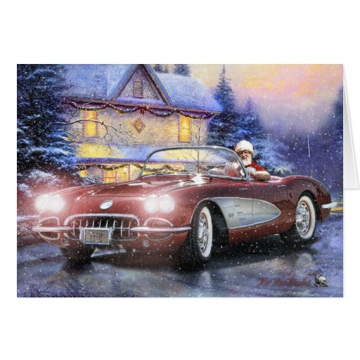 Rat Rod Studios Christmas Cards 4 Zazzle