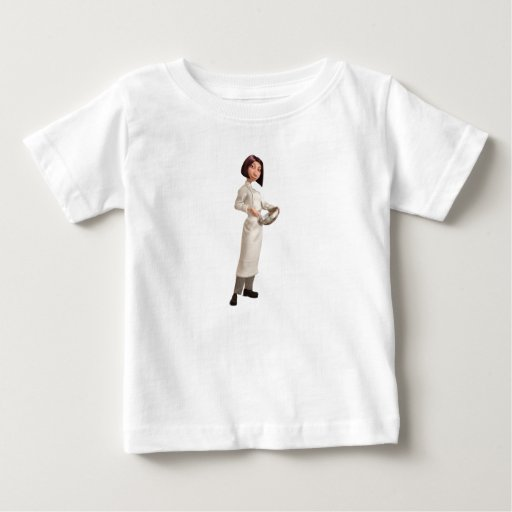 ratatouille 39 s colette chef disney baby t shirt zazzle. Black Bedroom Furniture Sets. Home Design Ideas