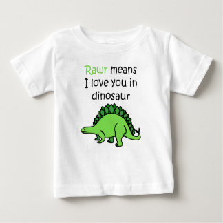 Rawr Means I Love You In Dinosaur T-Shirts, Tees & Shirt ...
