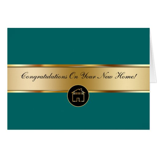 real estate thank you cards  zazzle