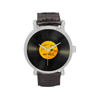 Record Album Watch