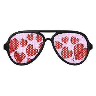 Drawing cartoon sunglasses |Cartoon Red Sunglasses
