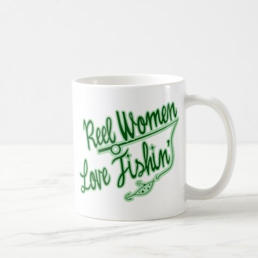 Mug i love fishing