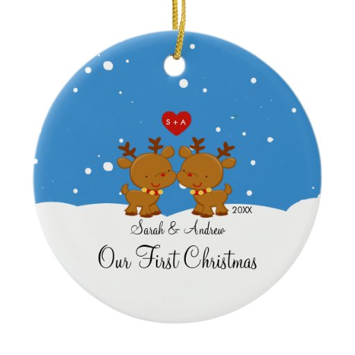 10 Adorable Pregnancy Ornaments For Baby s First Christmas