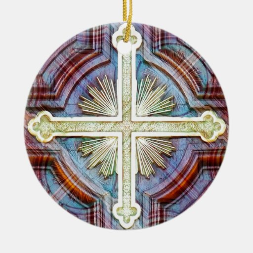 Is A Christmas Tree A Religious Symbol: The Cross As A Symbol Ornaments & The Cross As A Symbol