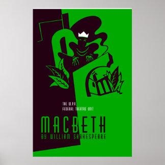 Macbeth Posters | Zazzle