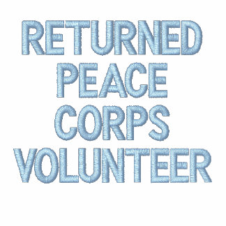 Dating a returned peace corps volunteer