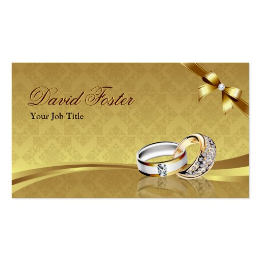 Ring Diamond Gold Jeweler Jewelry Jewellery Double-Sided