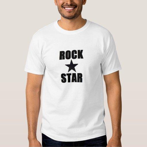 how to make a rock star t-shirt
