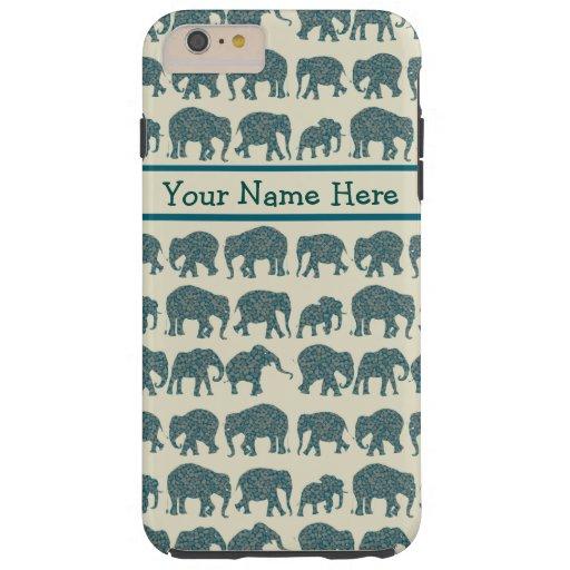 Paisley Iphone  Plus Case