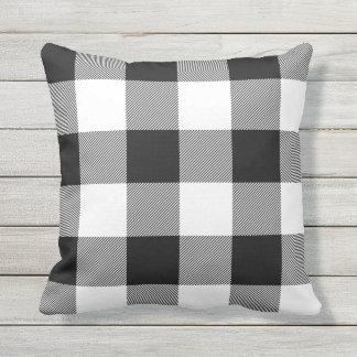 Black And White Pillows Decorative Amp Throw Pillows Zazzle
