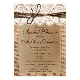 d2adb5a4bde02 Country Bridal Shower Invitations - Rustic Country Wedding Invitations