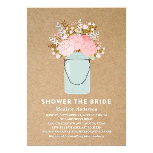 "Www Zazzle Com Wedding Invitations: BRIDAL SHOWER INVITATION 5"" X 7"