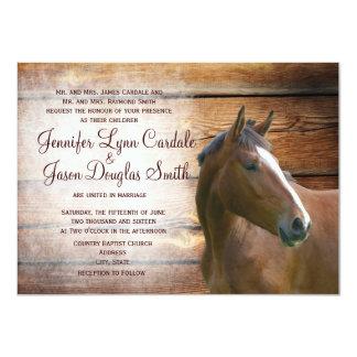 Horse Wedding Invitations Amp Announcements Zazzle