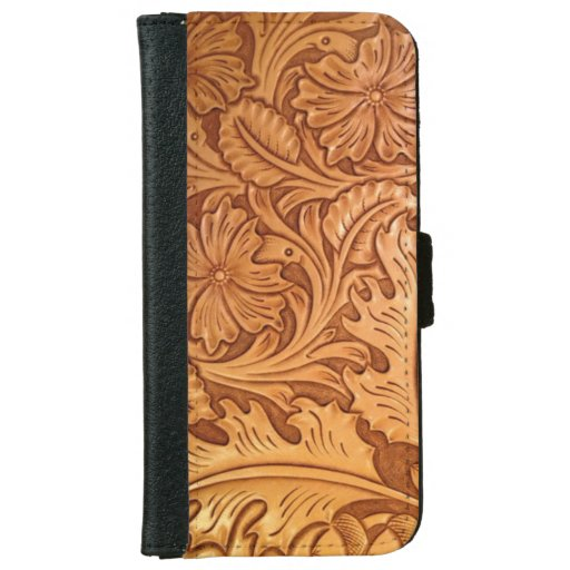 Western Iphone  Wallet Cases