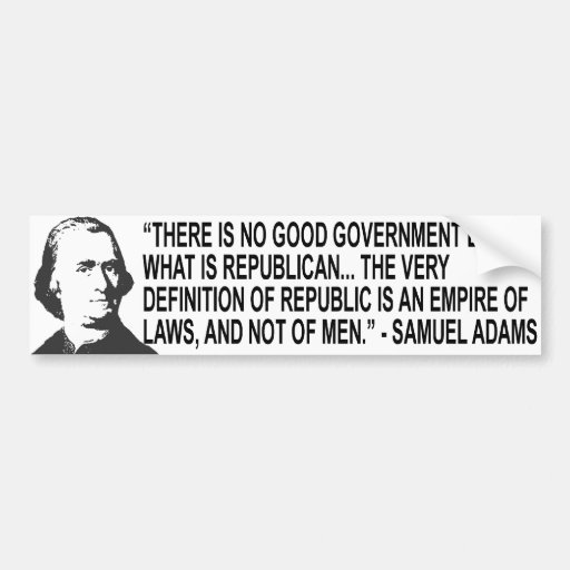 Samuel Adams Quotes: Good Republican Quotes. QuotesGram