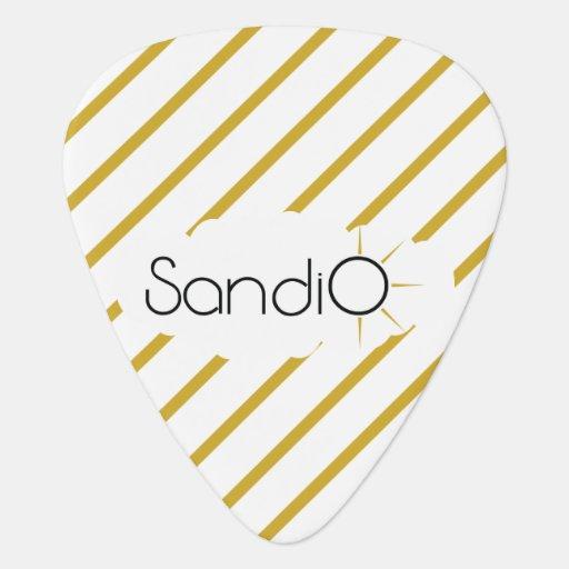 sandio template diy standard guitar pick zazzle. Black Bedroom Furniture Sets. Home Design Ideas