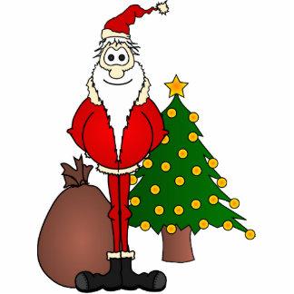 Santa Claus Photo Cut Out