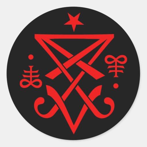 Occult Sigil of Lucife...