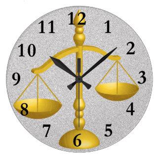 Lawyer Wall Clocks Zazzle