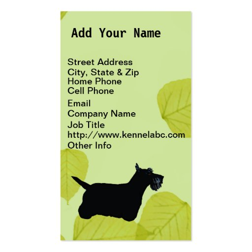 Animal / Pet Care Business Card Templates - Page7