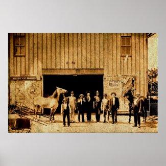 Sechrist Whiskey Distillery, York, Pennsylvania