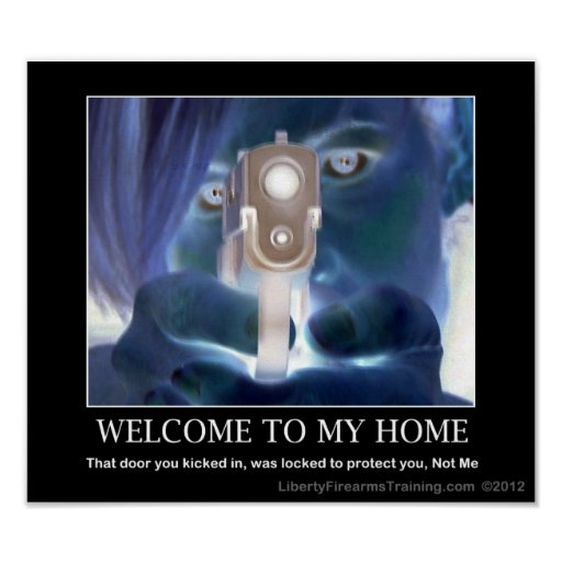 Second Amendment Welcome Sign Poster Zazzle