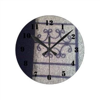 Shadow Wall Clocks Zazzle