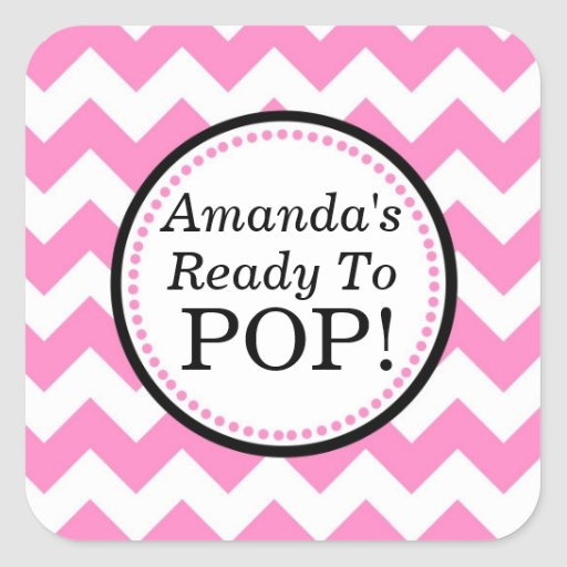 Ready to pop popcorn template the image for Ready to pop stickers template