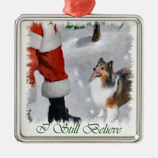 Shetland Sheepdog Sheltie Christmas Gifts Christmas Tree ...