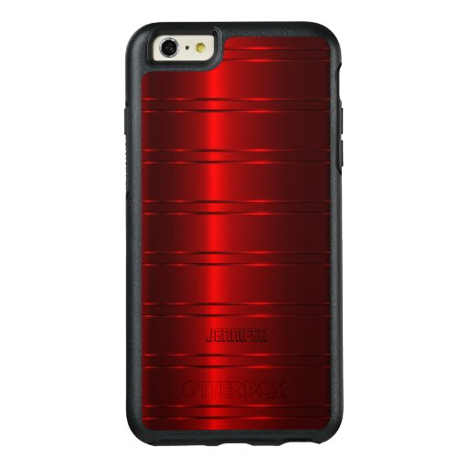 Red Otterbox Iphone  Plus