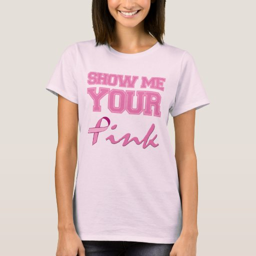Show me pink