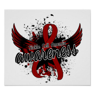 Sickle Cell Posters Zazzle