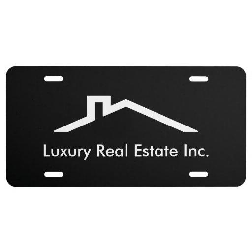 Vanity Plate Ideas For Realtors: Simple Realtor License Plate