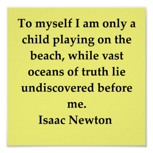 isaac newton quote ldquo all - photo #6