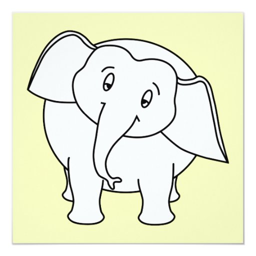 white elephant gift clipart free - photo #30