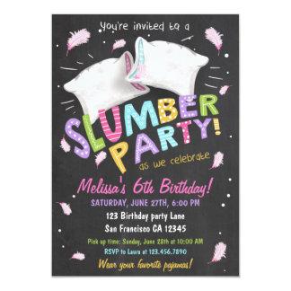 Adult Pajama Party Invitations 14
