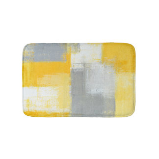 Yellow Bath Mats Zazzle