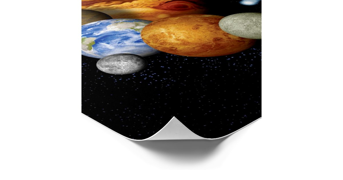 solar system poster vertical - photo #39