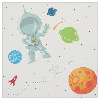 Solar System Fabric | Zazzle