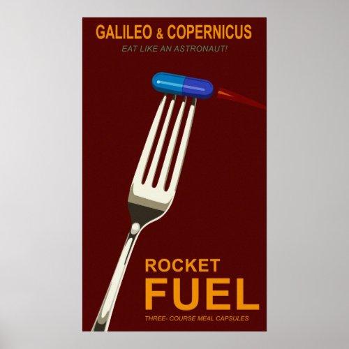 Space food print