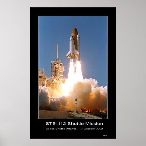 space shuttle atlantis poster - photo #19