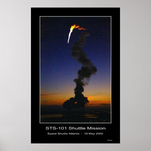 space shuttle atlantis poster - photo #40