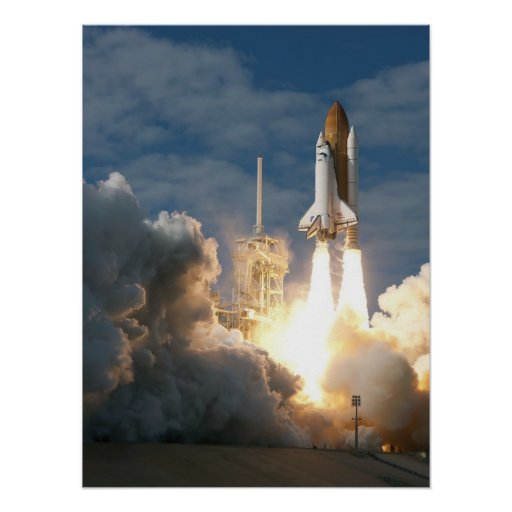 space shuttle atlantis poster - photo #20
