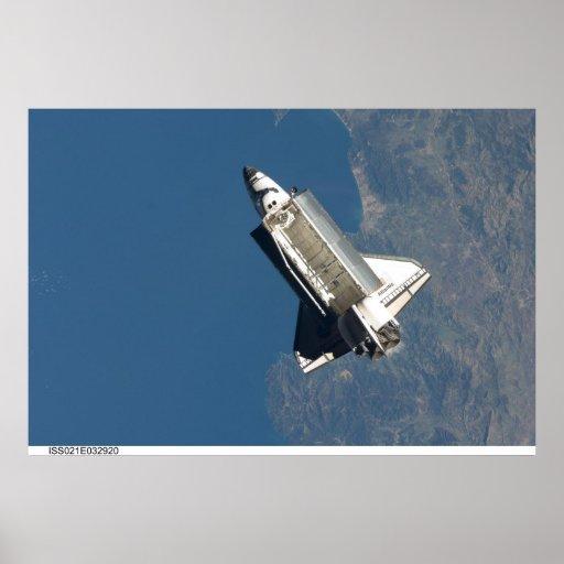 space shuttle atlantis poster - photo #7